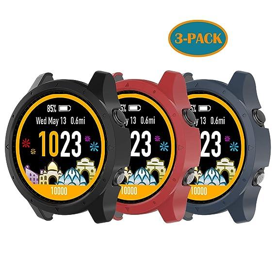Amazon.com: Fit for Garmin Forerunner 935 Smartwatch ...