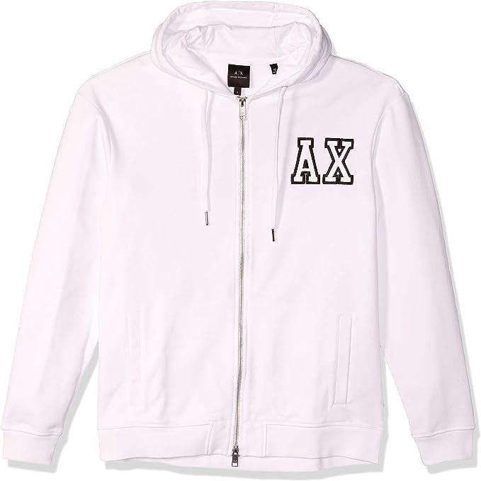 A|X Armani Exchange 阿玛尼 男式连帽夹克外套 3.2折$35.59 海淘转运到手约¥293