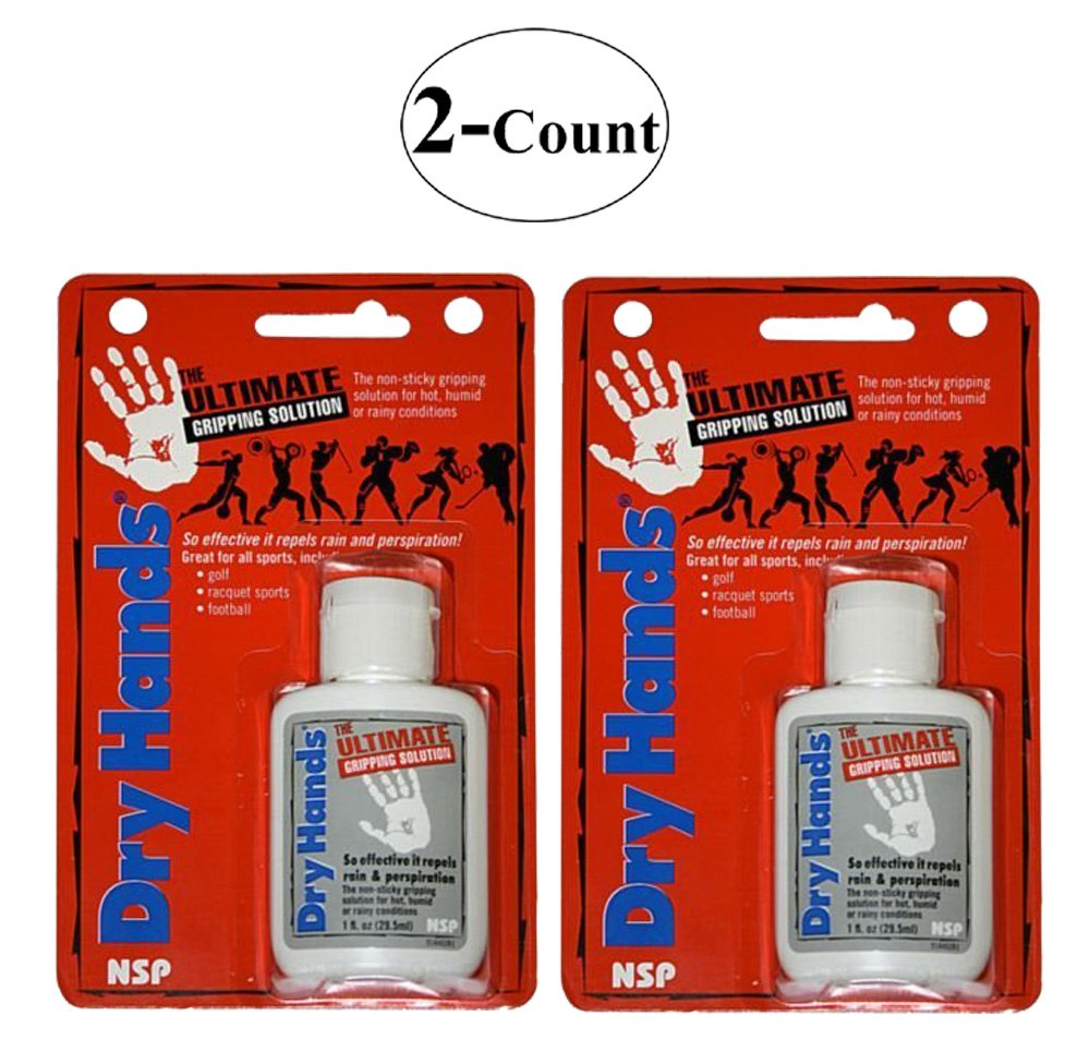 Nelson Dry Hands All-Sport Grip-Enhancing Topical Lotion Nelson Sports Products