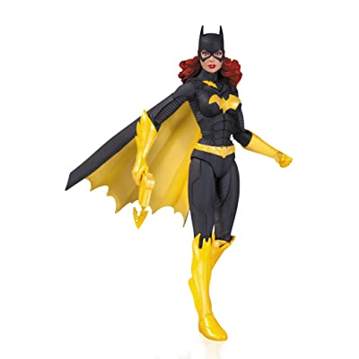 DC Collectibles DC Comics - The New 52: Batgirl Action Figure: Toys & Games