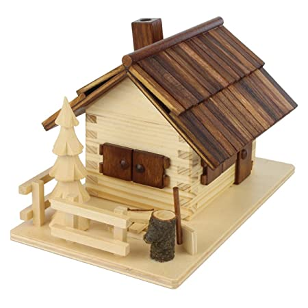Forest House German Wood Christmas Incense Smoker Amazoncouk