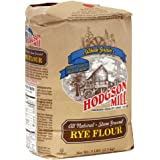 Hodgson Mill Flour Rye, 5-Pound (Pack of 3)