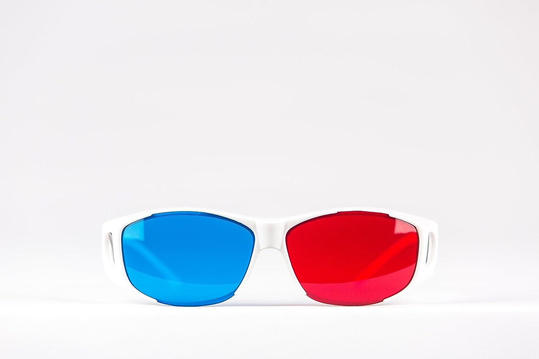NeuroTracker Anaglyph 3D Glasses (Pack of 10) CogniSens NTGL10