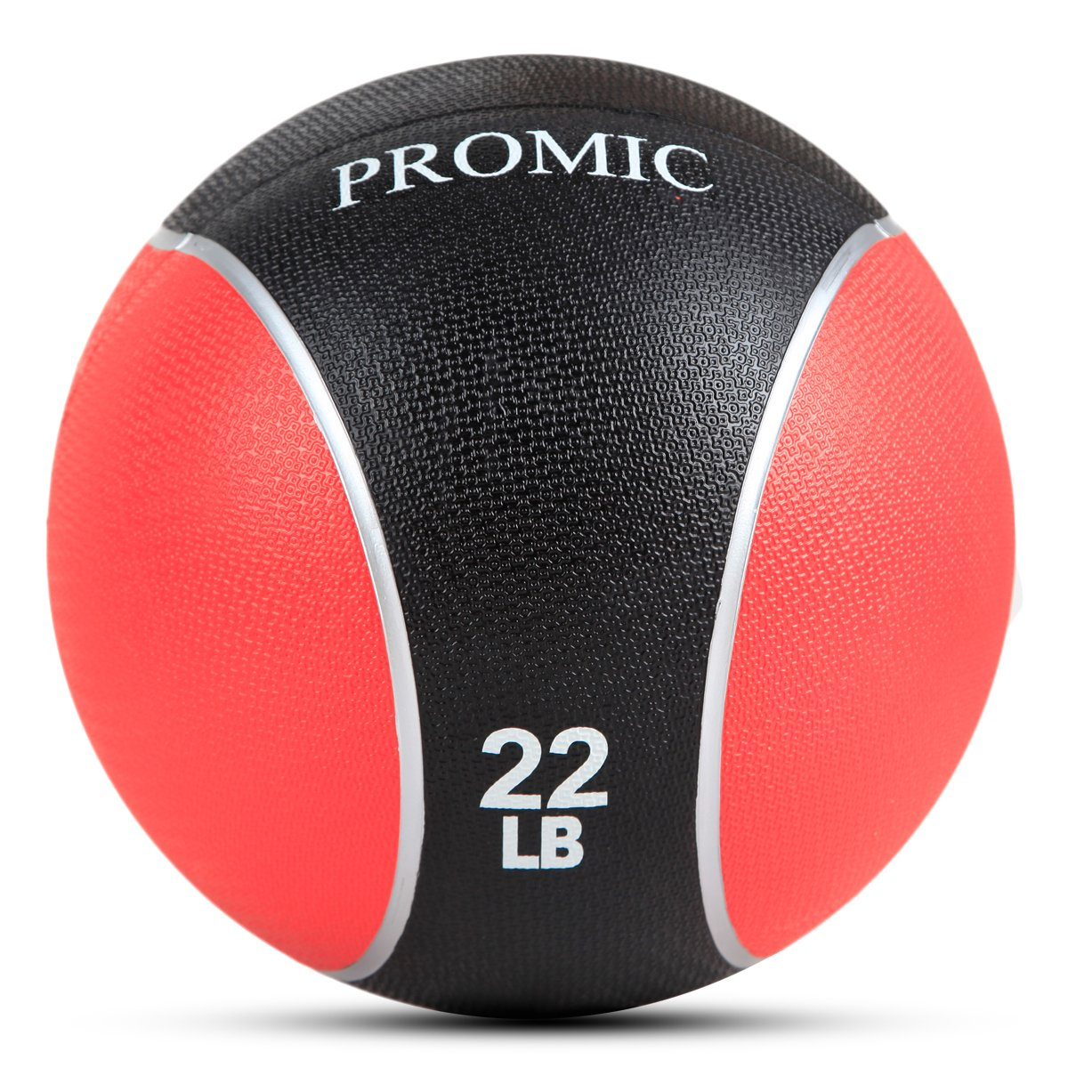 PROMIC Hand Weights Dumbbells Pair , Medicine Balls, Non Slip Design – Multiple Color Weight Options