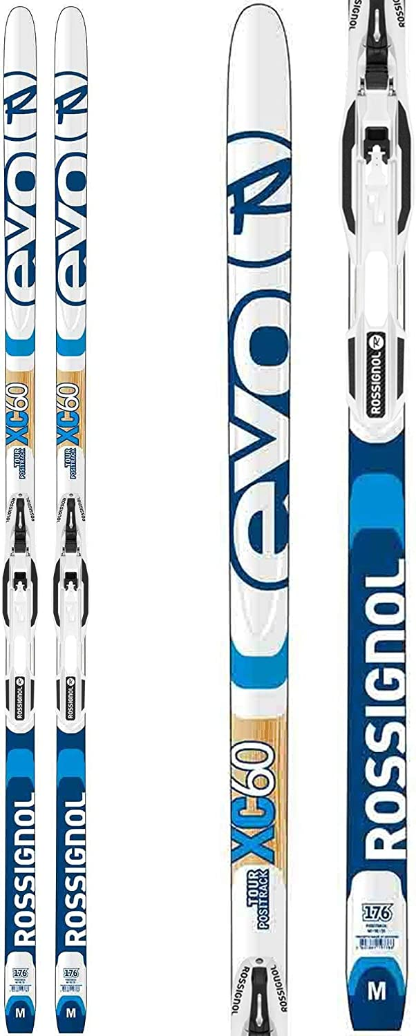 Rossignol Evo Tour 60 IFP Positrack XC Skis w//Control Step in Bindings