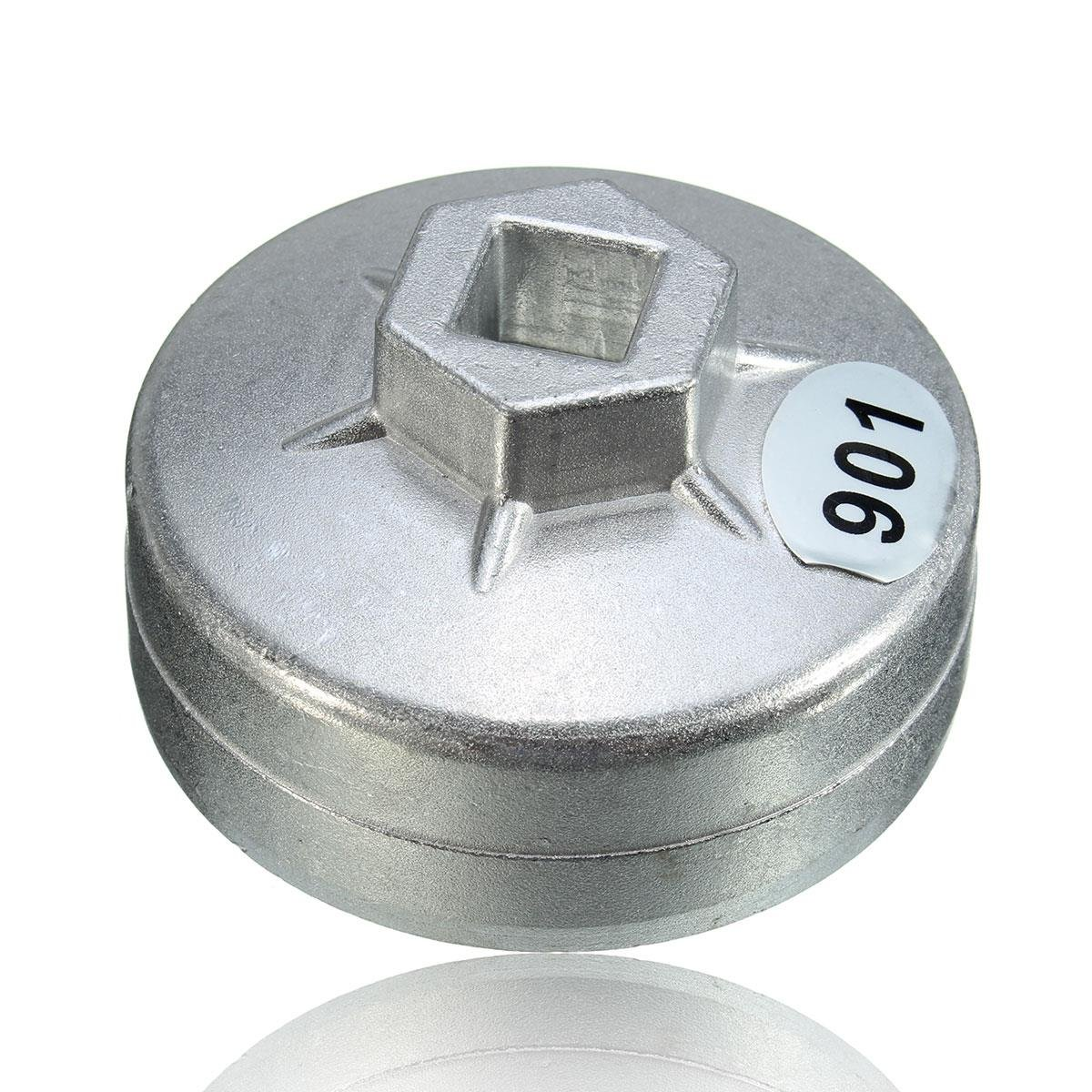 CALAP-STORE - New Car 1/2 Drive 65mm 14 Flutes End Cap Oil Filter Wrench Auto Tool for Toyota/Honda