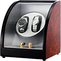 CHIYODA Dual Automatic Watch Winder with Double Quiet Mabuchi Motors 2e604f32b5