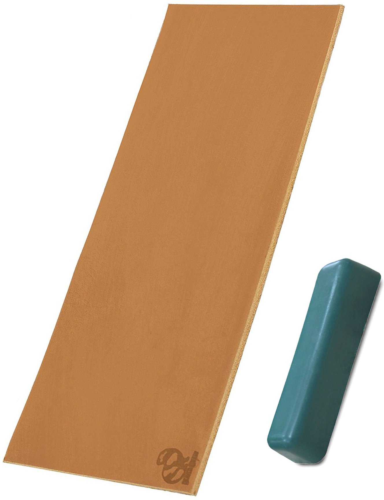 BeaverCraft LS2P1 Leather Strop Honing Sharpening