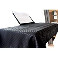Clairevoire Universal Keyboard & Digital Piano Dust Cover for 76 keys - 88 keys | Book-stand opening | Premium | Double…