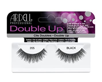 70f08b1ff23 Amazon.com : Ardell Double Up Lashes, 205 : Fake Eyelashes And Adhesives :  Beauty