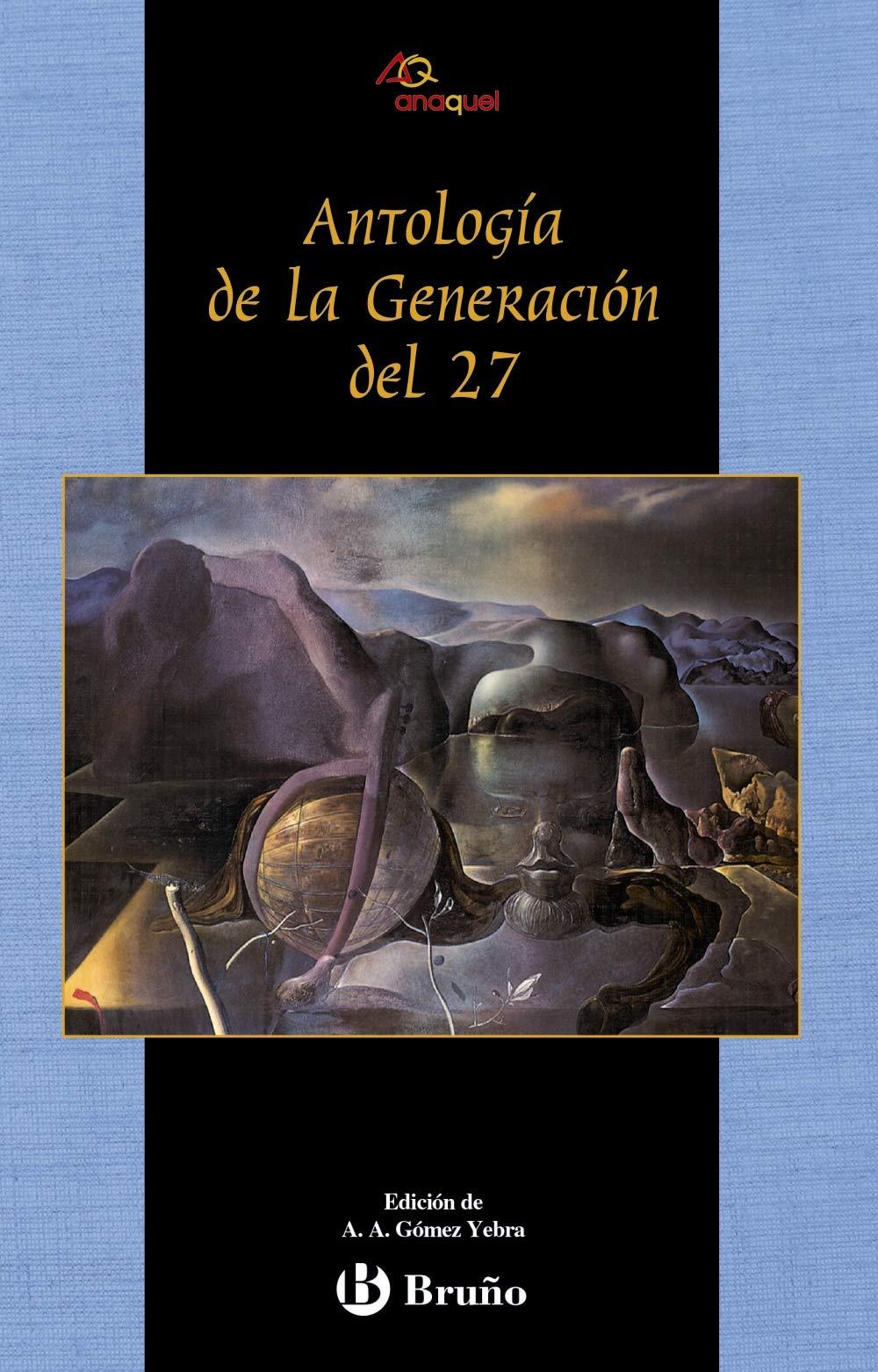 Antología de la Generación del 27 Castellano - Juvenil ...