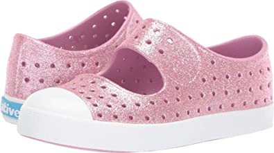 f24f46462d1 Image Unavailable. Image not available for. Color: Native Kids Shoes Girl's  Juniper Bling (Little ...