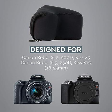 Megagear Mg1057 Canon Eos 200d 100d Ultraleichte Kamera