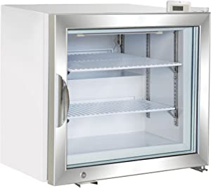 DUURA DGMW2F X-Series Countertop Merchandiser Freezer, Stainless Steel (Discontinued by Manufacturer)