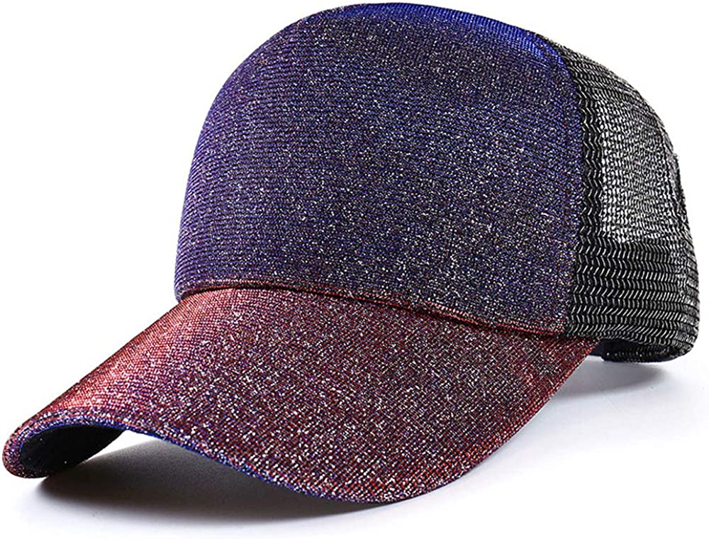 Glitter Baseball Cap...