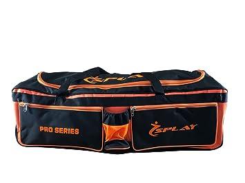 10eb89d481 Splay Pro Series Cricket Kit Bag - Orange  Amazon.ca  Sports   Outdoors