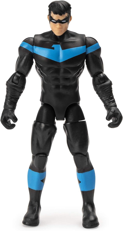 DC Comics Figura de Acción Batman y Villanos 10 cm. Nigtwing (BIZAK 61927801)