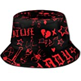 Lil P Love L Peep Hat Novelty Bucket Cap for Guy Sun Hat Fishing Hat Camping Unisex Adult