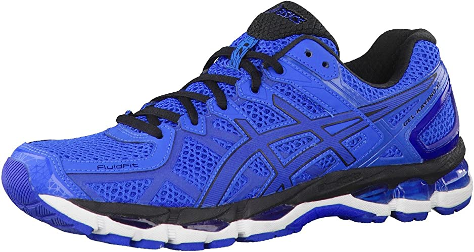 Asics GEL KAYANO 21 LITE-SHOW Running zapatillas: Amazon.es: Zapatos y complementos