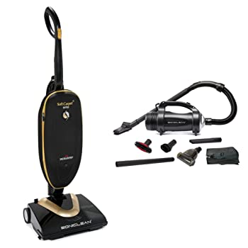 Soniclean Vacuum for Soft Carpet