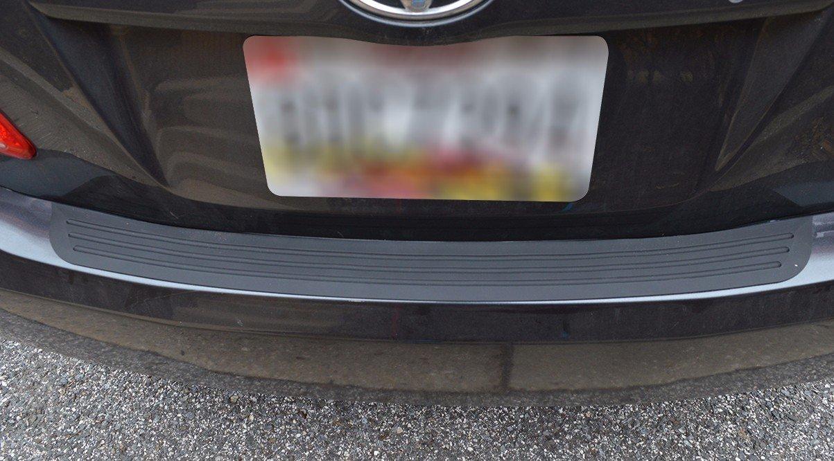 AutofitPro Custom Rubber Rear Bumper Protector Guard for 2016 2017 2018 2019 Lincoln MKX