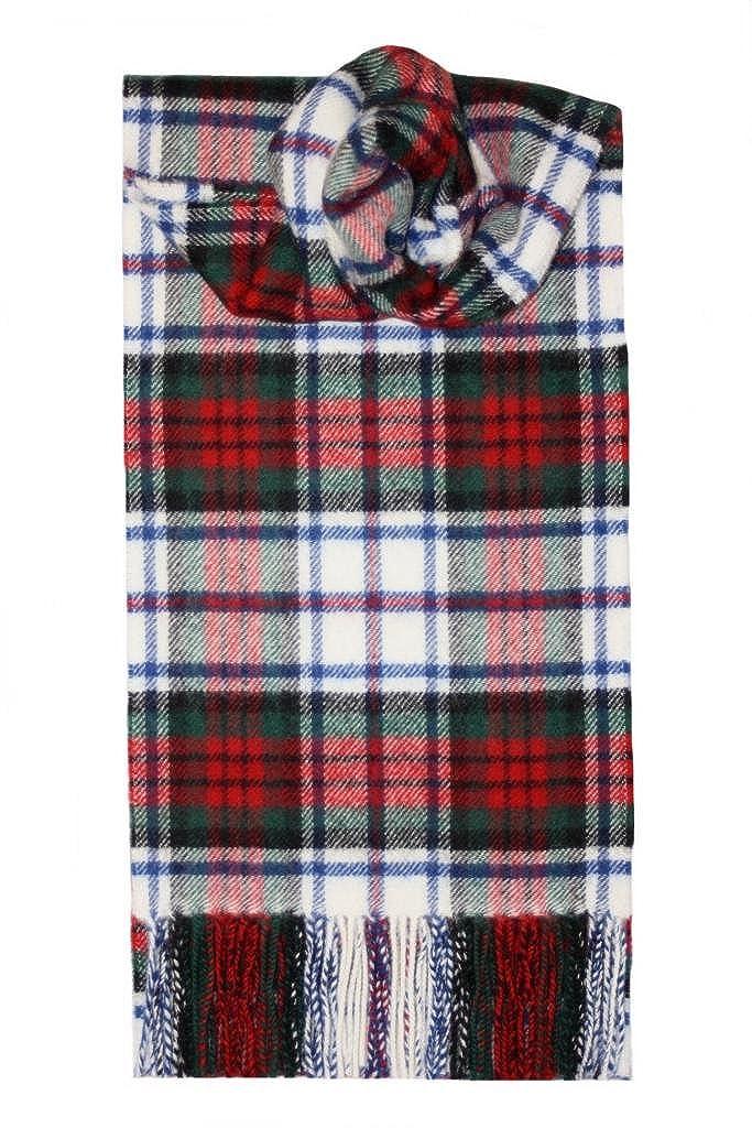 ... Longue Écharpe Tartan en laine d agneau brossé de haute qualité,  disponible dans la sélection des Tartans - - Taille unique  Amazon.fr  Vêtements  et ... 71bde945eff