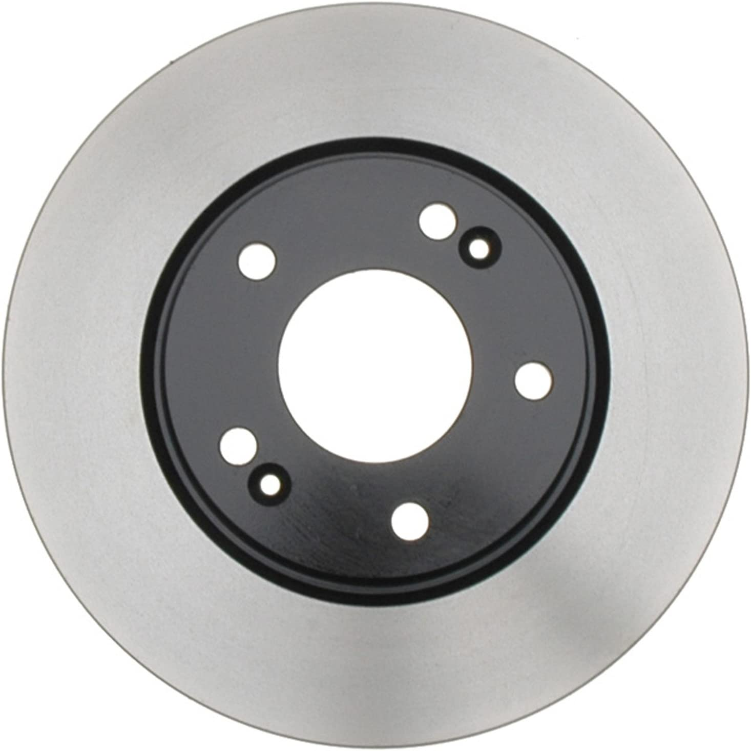 ACDelco 18A1327A Advantage Non-Coated Front Disc Brake Rotor