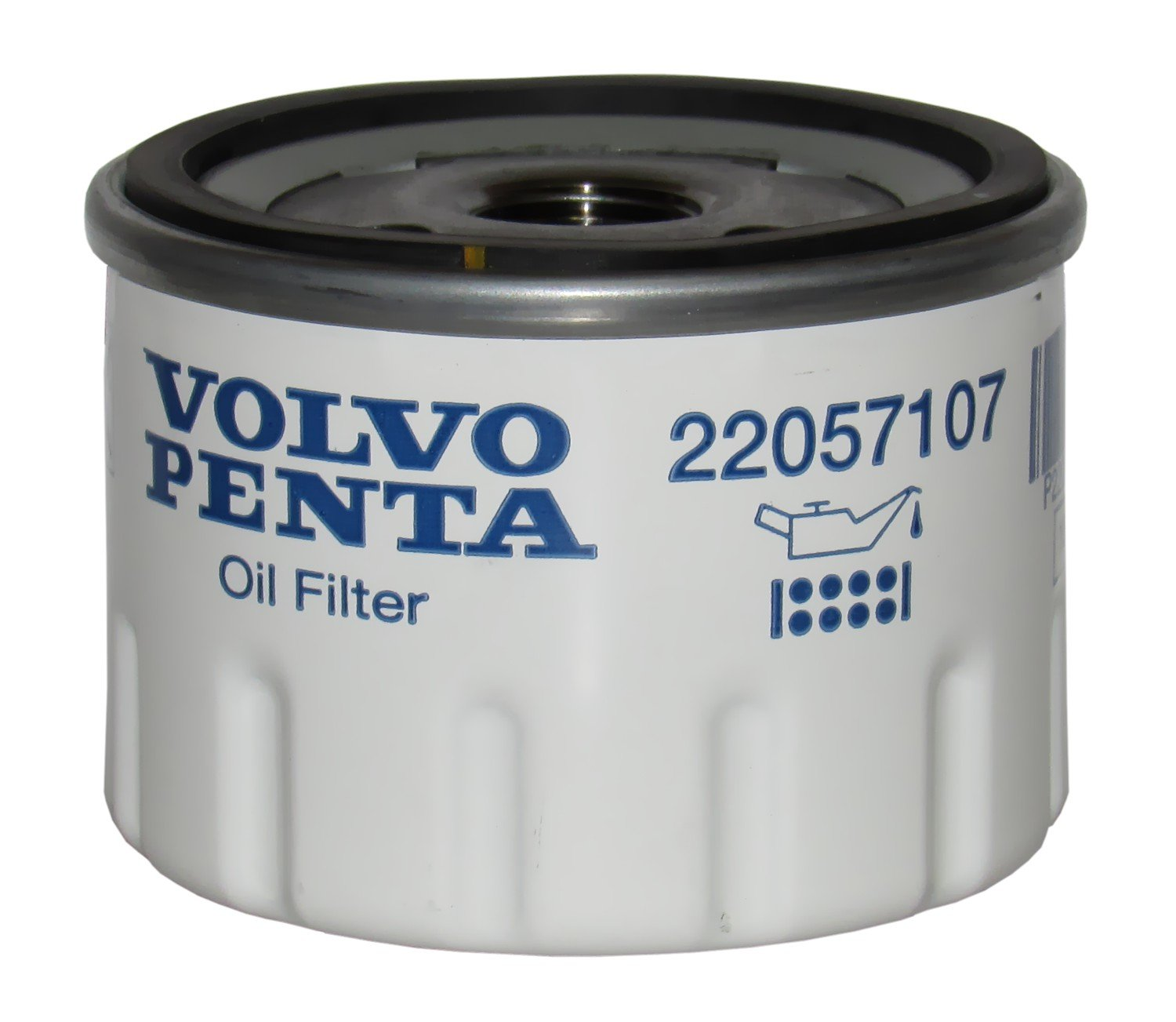 Amazon.com : OEM Volvo Penta Oil Filter 22057107 (replaces 834337) : Sports  & Outdoors