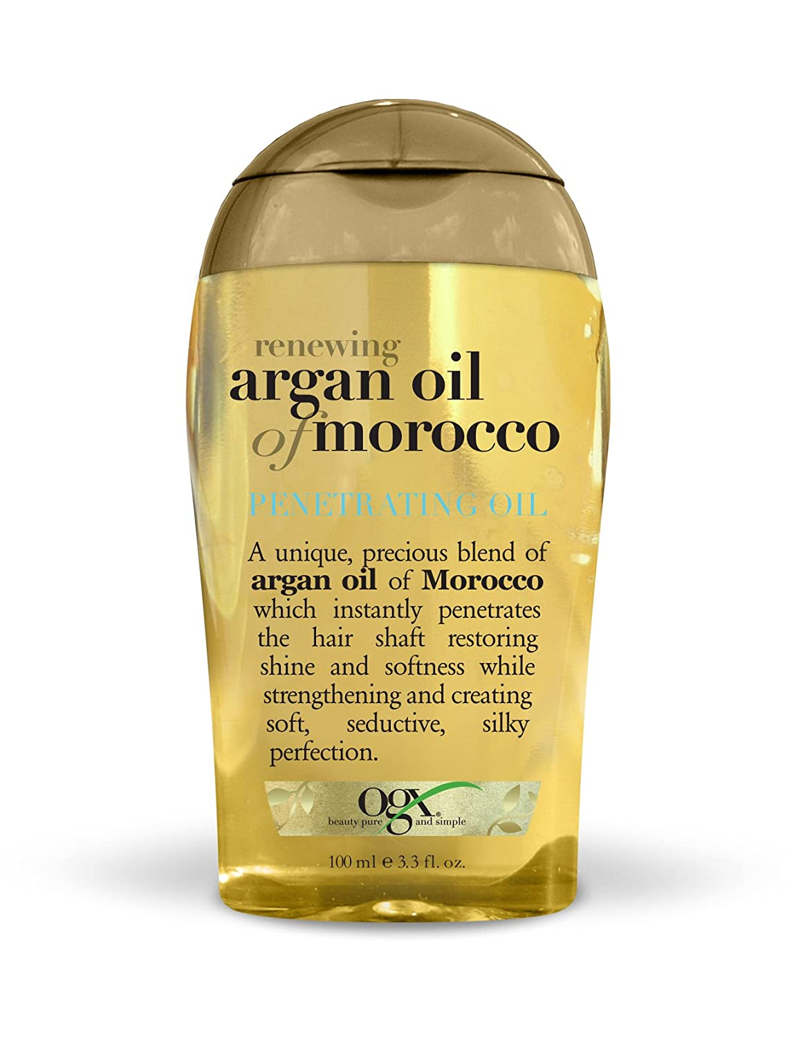 OGX Renewing + Argan Oil of Morocco Penetrating Oil, 3.3 Ounce