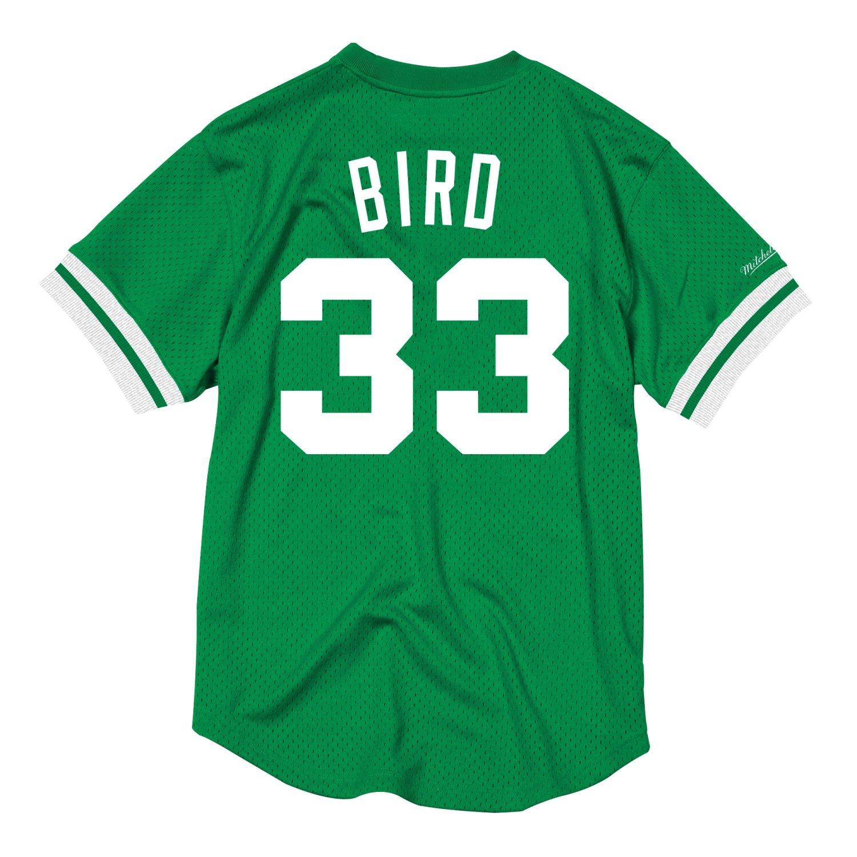 sports shoes 0c8ad 6b951 Amazon.com : Mitchell & Ness Larry Bird Boston Celtics #33 ...