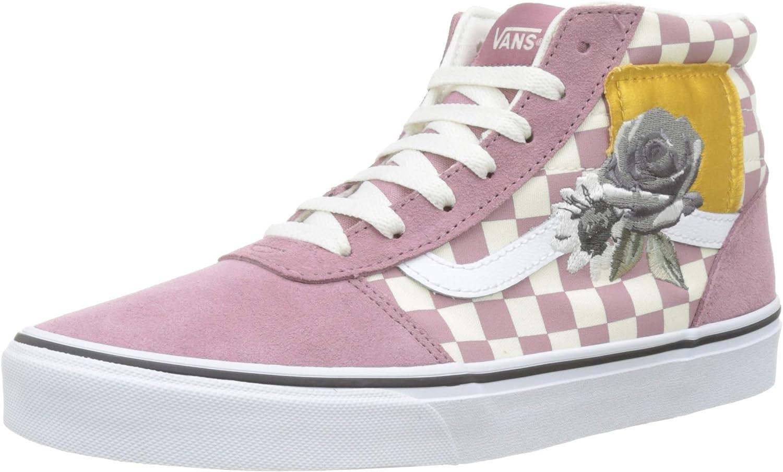 Vans Women's Hi-Top Trainers Sneaker