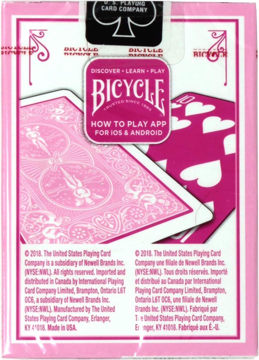 Amazon.com: Tarjetas de juego para bicicleta, diseño de ...