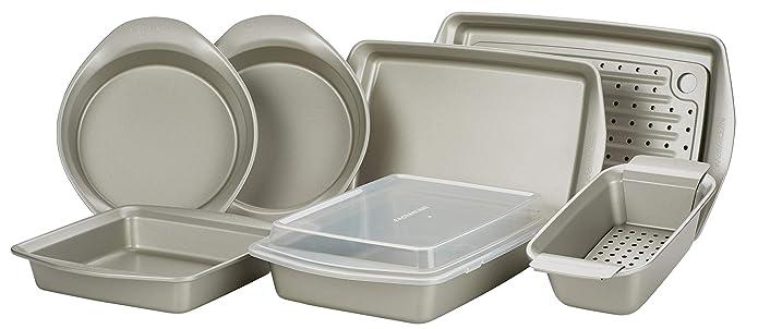 Rachael Ray 10pc Bakeware Set