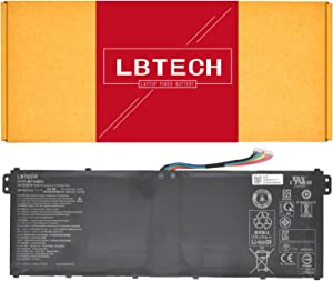 LBTECH AP16M5J Battery Replacement for Acer Aspire 1 A114-31 Aspire 3 A314-31 A315-21 A315-51 Aspire 5 A515-51 ES1-523 Series KT.00205.004 KT00205004 KT.00205.005 KT00205005 7.7V 37Wh