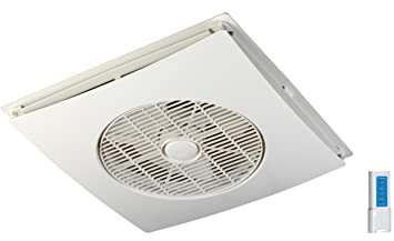 fan tile. model: sa-398 - drop ceiling tile fan with remote control c