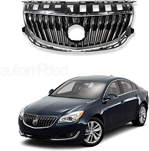 Grille Assembly Compatible with 2014-2016 Buick LaCrosse Grilles ...