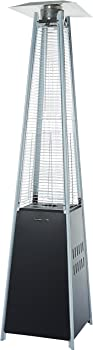 AmazonBasics Outdoor Pyramid Patio Heater