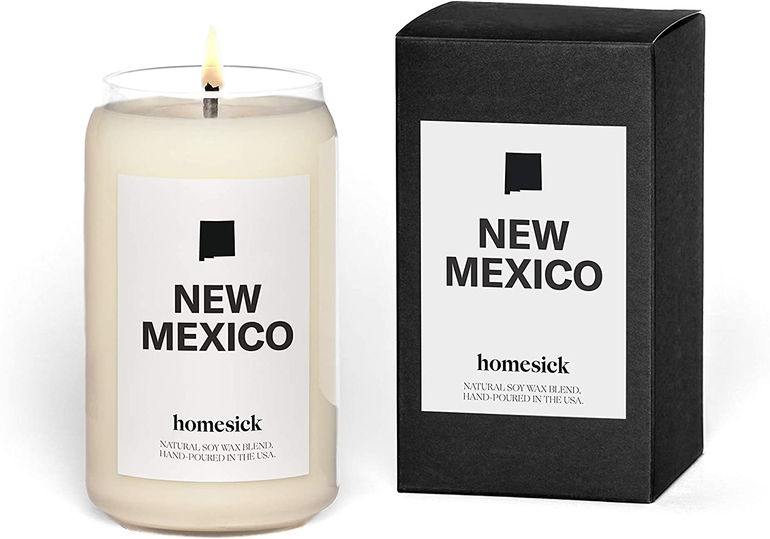 Homesick Scented Candle, New Mexico (2020 Version)