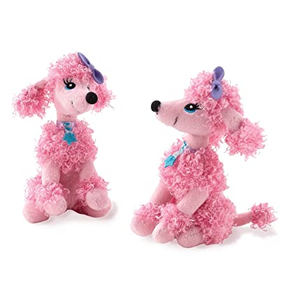 Amazon Com Birthdayexpress Pink Poodle In Paris Damask French