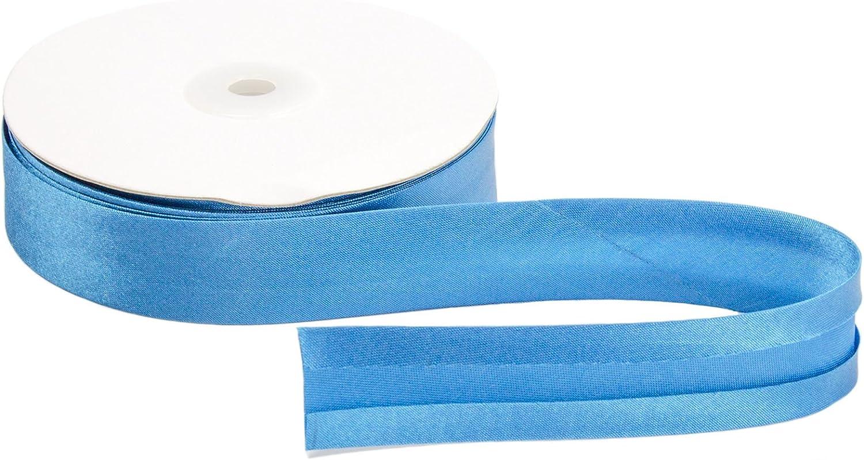 Satin Bias Tape Binding Aqua Green