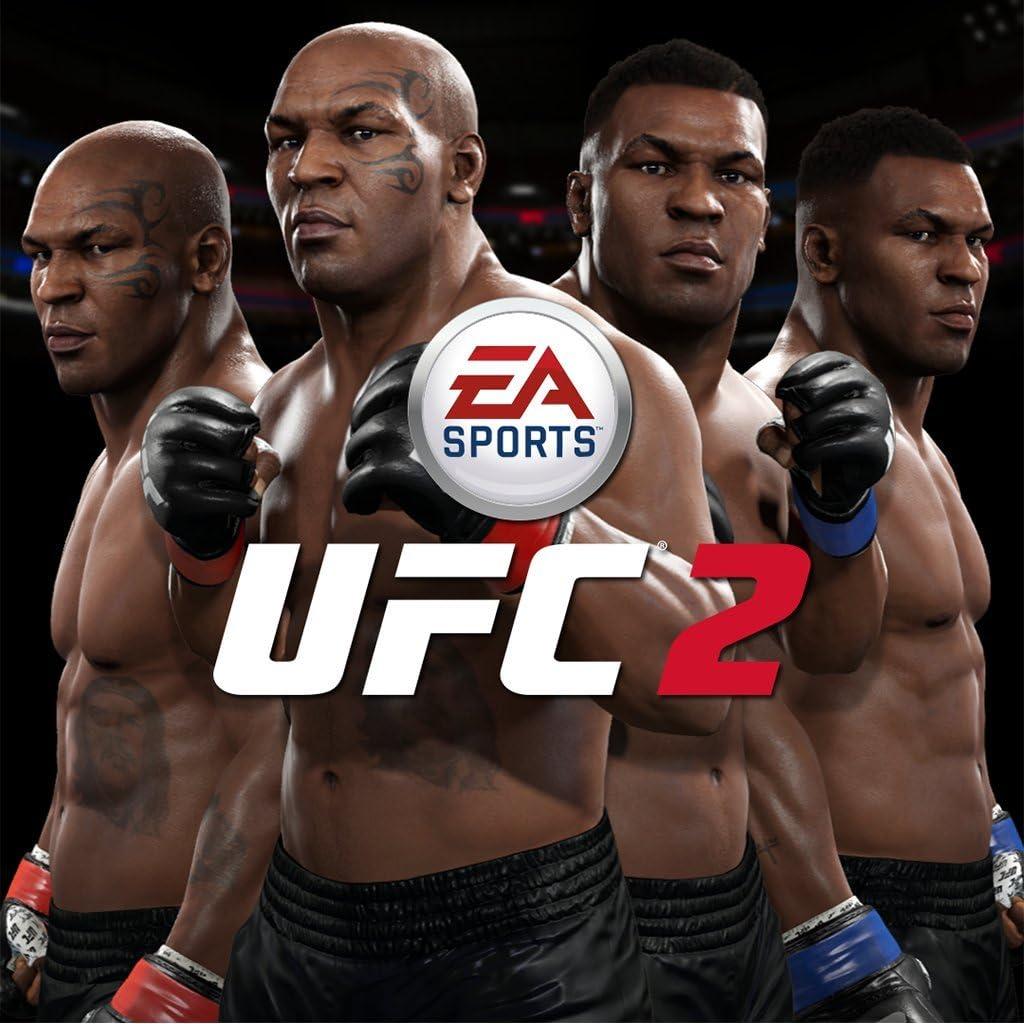 Amazon com: EA Sports UFC 2: Iron And Legacy Mike Tyson