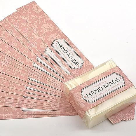 Wakehurst - Papel de embalaje, etiquetas, embalajes para jabones hechos a mano/cajas