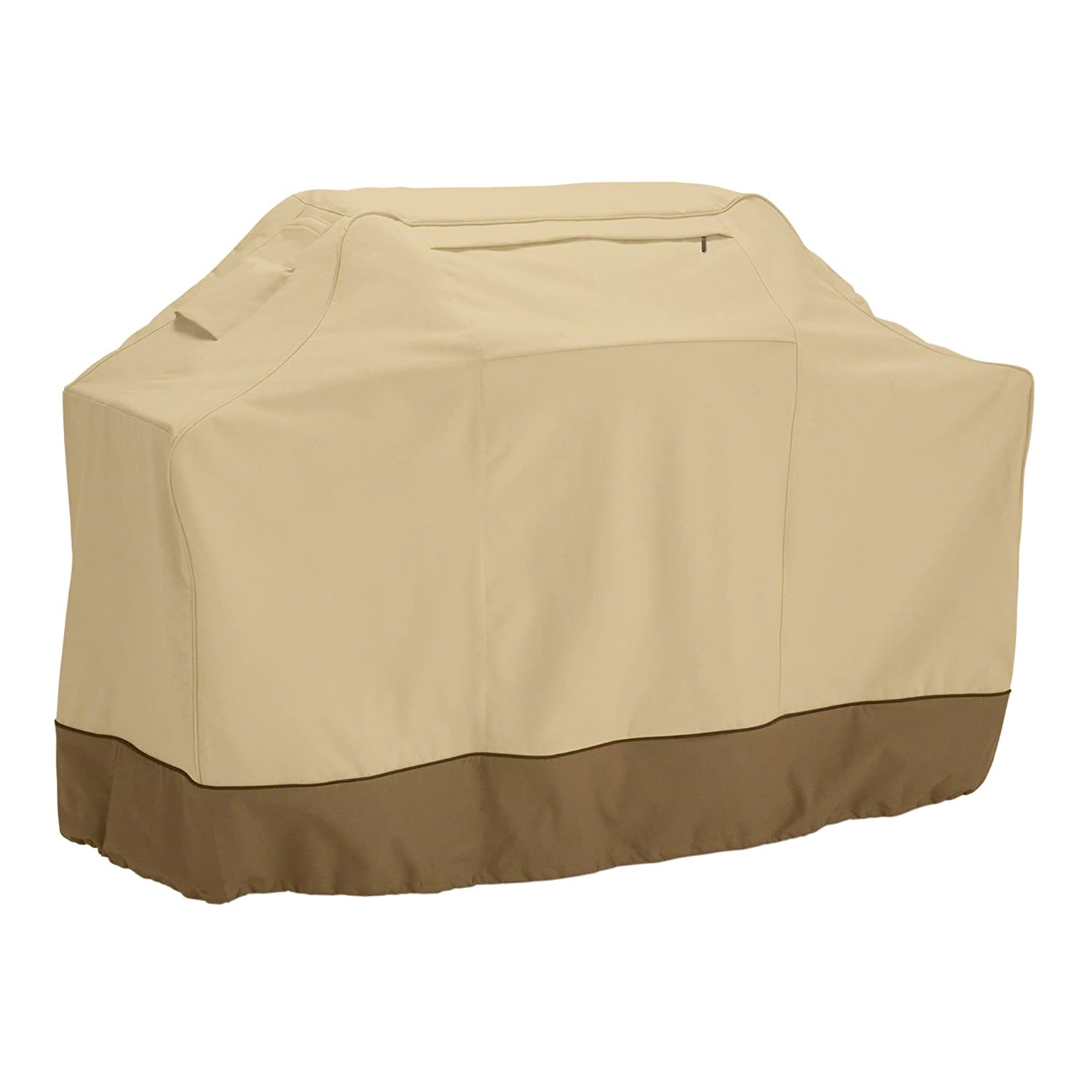 Classic Accessories 73922 Veranda Grill Cover, Large, Pebble