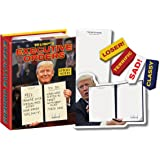 Donald Trump's Executive Orders Sticky Notes Booklet