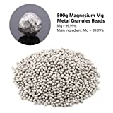 Mg Metal Granules, 500g Small Magnesium Bead for