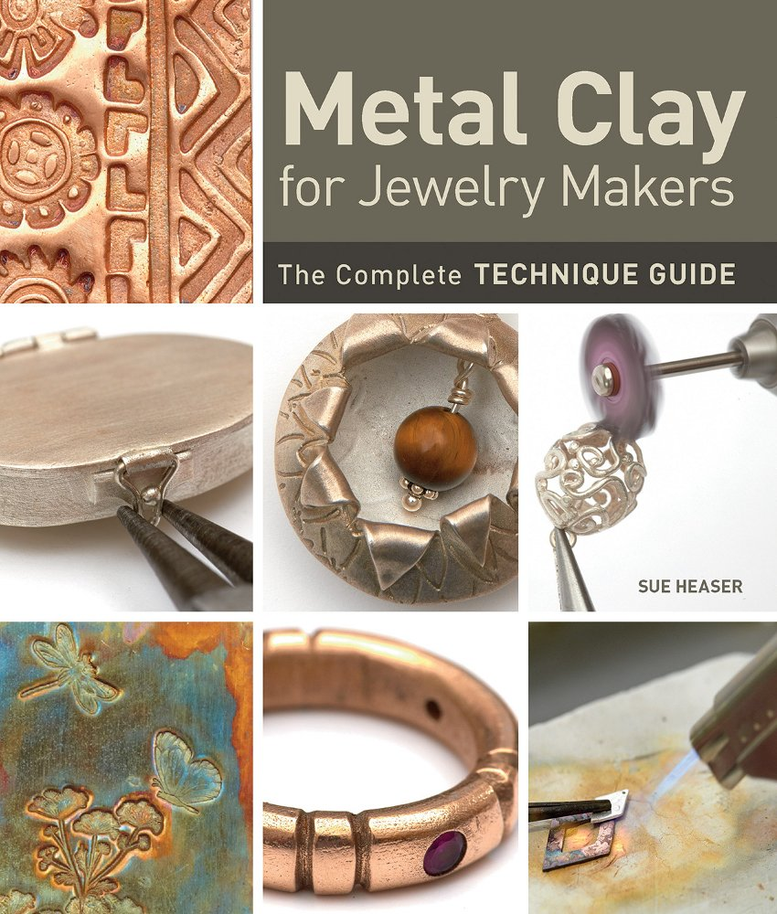 Read Online Metal Clay for Jewelry Makers: The Complete Technique Guide pdf