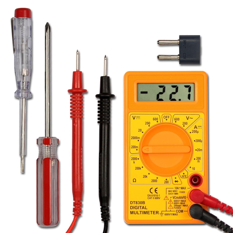 L/ötset Combi-12 Fein-L/ötkolben Multimeter Entl/ötpumpe Schraubendreher Zangen