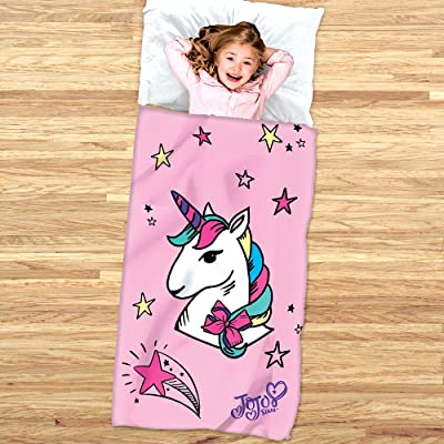 JoJo Siwa Slumber Bag and Cozy Cover: Sports & Outdoors