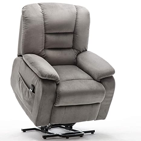 Amazing Oversize Lift Chair 400 Lb Heavy Duty Julyfox Infinite Position Electric Lift Recliner Sofa Lifts You Up W 2 Button Remote Overstuffed Stand Up Lift Frankydiablos Diy Chair Ideas Frankydiabloscom
