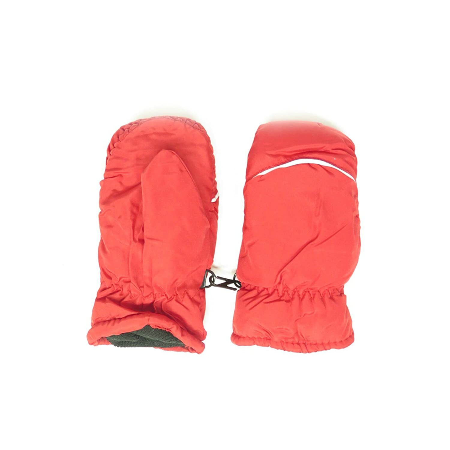 Magg Kids Toddlers Fleece Lined Winter Snow Glove Waterproof Solid 2-4T mittens Magg Shop